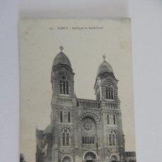 Postales: NANCY: BASILIQUE DU SACRÉ-COEUR. Lote 48453512