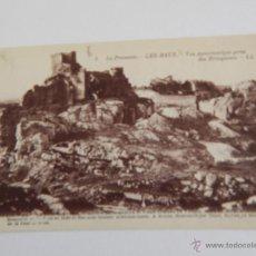 Postales: LES BAUX: VUE PANORAMIQUE PRISE DES BRINGASSES. Lote 48454104