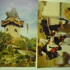 Postales: LOTE POSTALES.EXTRANJERAS.--AUSTRIA-CM. Lote 48524925