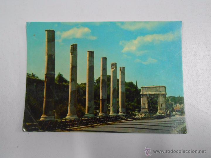 POSTAL DE ROMA. ITALIA. ARCO DE TITO. TITUS. TDKP2 (Postales - Postales Extranjero - Europa)