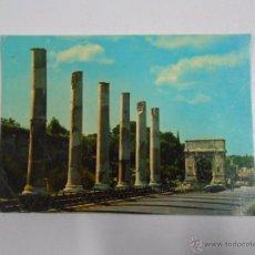 Postales: POSTAL DE ROMA. ITALIA. ARCO DE TITO. TITUS. TDKP2. Lote 48542162