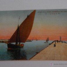 Postales: STATION HYDROMINÉRALE DES FUMADES: LE GRAU DU ROI. Lote 48560757