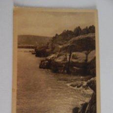 Postales: TRÉBEURDEN: ROCHERS DU CASTEL. Lote 48581659