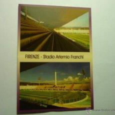 Postales: POSTAL FUTBOL FIRENZE.-STADIO ARTEMIO FRANCHI. Lote 48653721