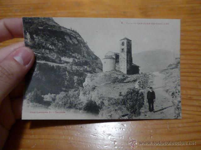 ANTIGUA POSTAL DE SAN JUAN DE CASELLES, TOULOUSE, FRANCIA (Postales - Postales Extranjero - Europa)