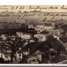 Postales: TARJETA RECUERDO DE LA CIUDAD DE SINTRA - ITALIA. Lote 48755840
