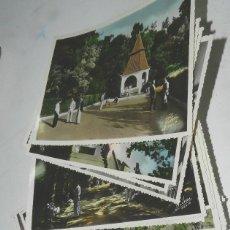 Postales: HOSPITAL SANATORIO DA COLONIA PORTUGUESA DO BRASIL, COIMBRA, PORTUGAL, CARPETA CON 16 FOTO POSTALES,. Lote 48765472