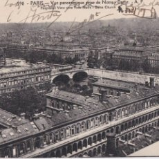 Postales: P- 887. POSTAL FOTOGRAFICA DE PARIS. AÑO 1927.. Lote 48852157