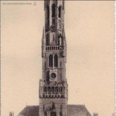 Postales: P- 905. POSTAL FOTOGRAFICA DE BRUGGE. HET BELFORT.. Lote 48862827