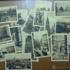 Postales: COLECCION DE 15 POSTALES ANTIGUAS DE MILAN AÑOS 10/20 SIN CIRCULAR . Lote 49075215