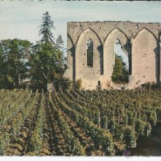 Postales: CP 95 - SAINT-EMILION (GIRONDE) - 1 LA GRANDE MURAILLE NON CIRCULE. Lote 49148676