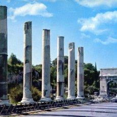 Postales: ITALIA ROMA ARCO DE TITO POSTAL CIRCULADA . Lote 49185607