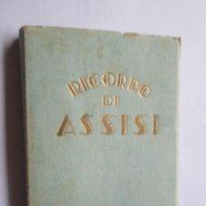 Postales: RICORDO DI ASSISI 13 VEDUTE A COLORI. Lote 49494960