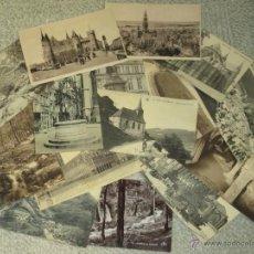 Postales: LOTE 15 POSTALES DE BÉLGICA. Lote 49851080