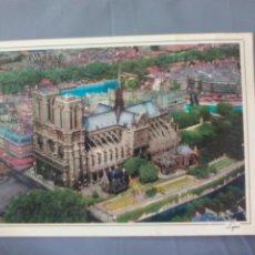Postales: POSTAL. CIRCULADA 1989 PARIS NOTRE DAME FRANCIA. Lote 50099384