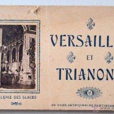Postales: LOTE 50 POSTALES VERSAILLES ET TRIANONS - VERSALLES - FRANCIA - LP12. Lote 50237225