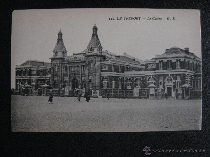 LE TRÉPORT. LE CASINO (Postales - Postales Extranjero - Europa)