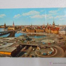 Postales: POSTAL DE STOCKHOLM. ESTOCOLMO. SUECIA. TDKP3. Lote 112994748