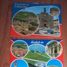 Postales: LOTE DE 2 POSTALES DE CACLI. Lote 50823162