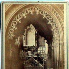 Postales: ANTIGUA Y RARA POSTAL DE PARIS, STA GENEVIEVE STA ETIENNE DU MAR, ¿ANC. MAISON MARTINET?, SOBRE 1880. Lote 51015947