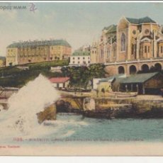 Postales: BIARRIZ.- PORT DES PECHEURS.. Lote 51078154