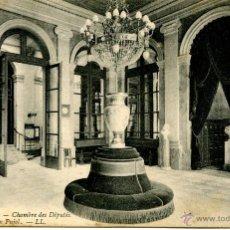 Postales: PARIS-CHAMBRE DES DIPUTÉS.. Lote 51607505