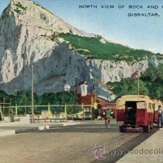 Postales: GIBRALTAR---FRONTIER-. Lote 51711177