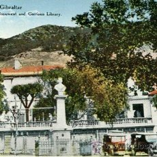 Postales: GIBRALTAR---QUEEN VICTORIA'S. Lote 51711444