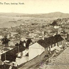 Postales: GIBRALTAR---THE TOWN LOOKING NORTH. Lote 51711748