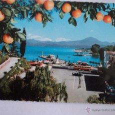 Postales: POSTAL LAGO DI GARDA. Lote 52013093