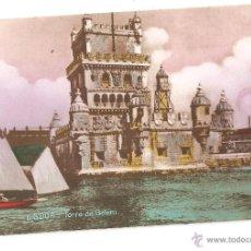 Postales: POSTALES POSTAL PORTUGAL LISBOA AÑO 1946 SELLOS INTERESANTES. Lote 52140466