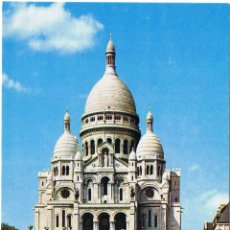 Postales: FRANCIA - PARIS - LE SACRE COEUR. Lote 52153739