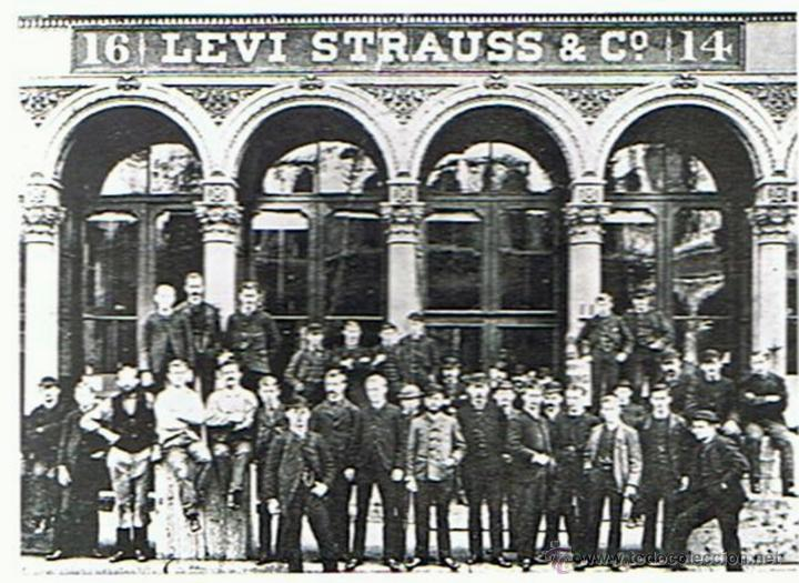 Postales: LOTE 12 POSTALES ¨THE HISTORIC EXPO OF LEVI´S¨ - Foto 2 - 52228078