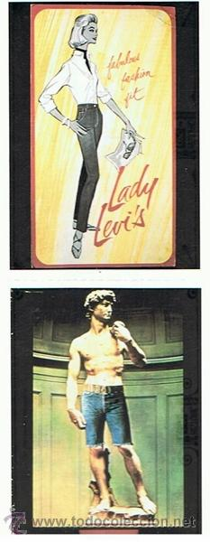 Postales: LOTE 12 POSTALES ¨THE HISTORIC EXPO OF LEVI´S¨ - Foto 6 - 52228078
