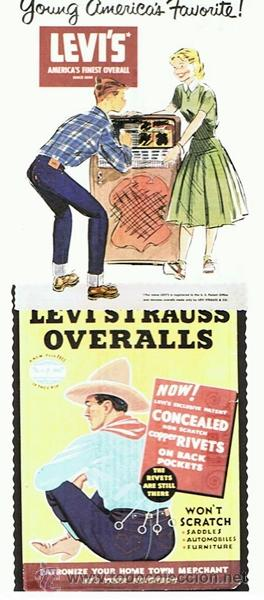 Postales: LOTE 12 POSTALES ¨THE HISTORIC EXPO OF LEVI´S¨ - Foto 7 - 52228078