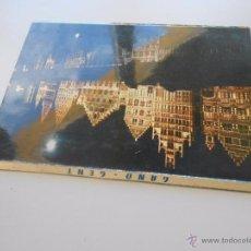 Postales: LOTE DE 9 POSTALES DE GENT. GANTE. BELGICA. TDKP6. Lote 108363479