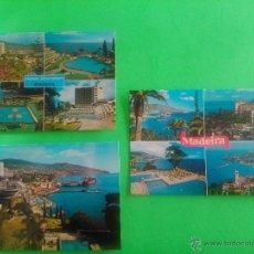 Postales: LOTE ' POSTALES MADEIRA' ANTIGUAS. Lote 52935938