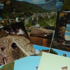 Postales: ANDORRA. LOTE DE 13 POSTALES AÑOS 60-70. Lote 52985872