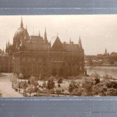 Postales: TARJETA POSTAL DE BUDAPEST, HUNGRIA - PARLAMENTO.. Lote 53115587