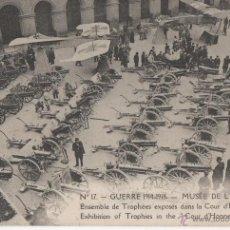 Postales: POSTAL-GUERRA 1914-1918-MUSEO DE LAS ARMAS. Lote 53188387