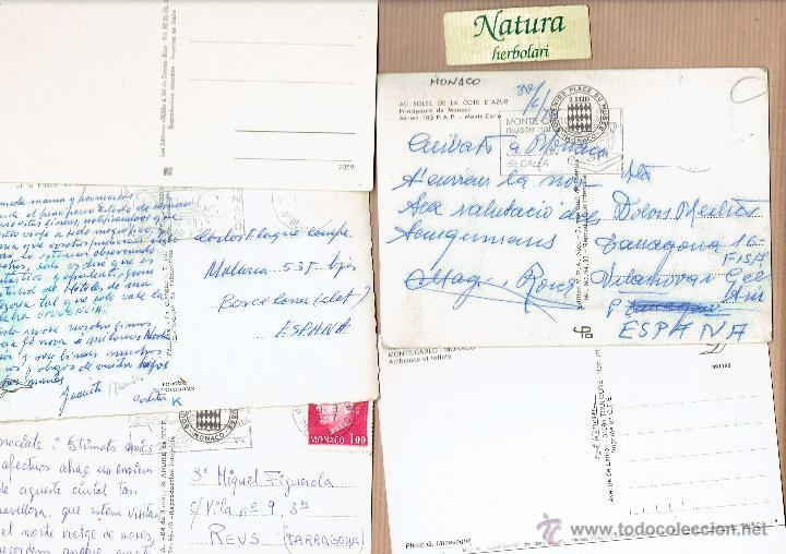 Postales: Mónaco Montecarlo 5 postales - Foto 2 - 53356850