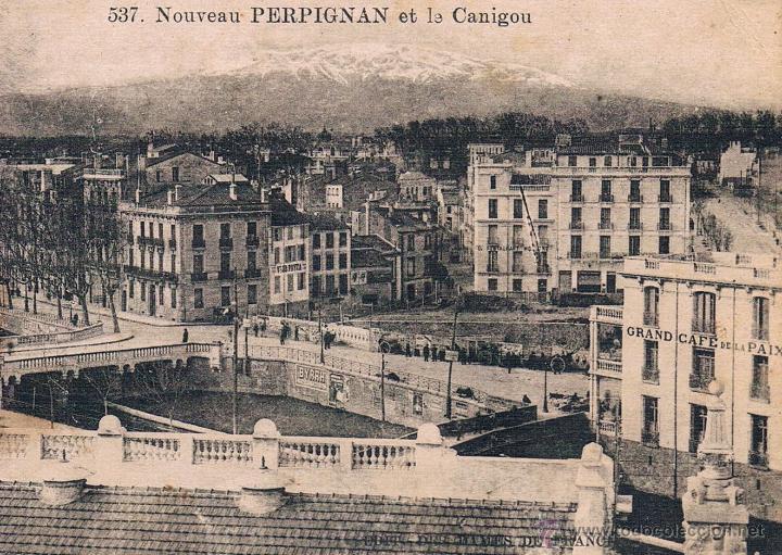PERPIGNAN Y EL CANIGÓ (Postales - Postales Extranjero - Europa)