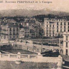 Postales: PERPIGNAN Y EL CANIGÓ. Lote 53598122