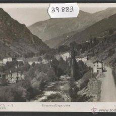 Postales: REPUBLICA D' ANDORRA - 1 - FRONTERA ESPANYOLA - FOTOGRAFICA LA MARAVILLA - (39883). Lote 53664984