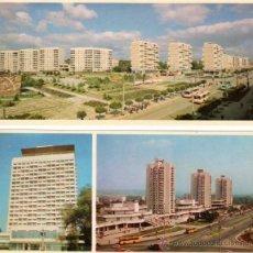 Postales: 17 POSTALES DE KISHNIVEV (RUSIA) SIN CIRCULAR. NUEVAS. AÑO 1985. Lote 53674803