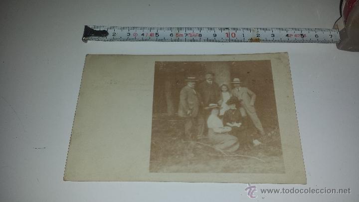 FAMILIA HAMBURGO 1912 (Postales - Postales Extranjero - Europa)