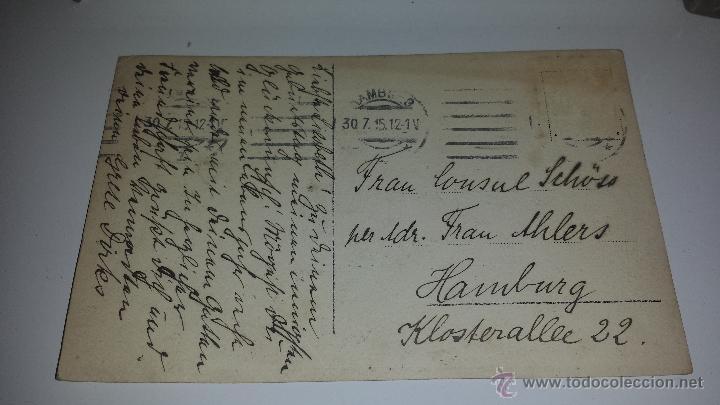 Postales: FAMILIA HAMBURGO 1912 - Foto 3 - 53841253