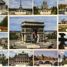 Postales: FRANCIA 12 PUBLICITE COLLECTION POSTE DE FRANCE. Lote 53845678