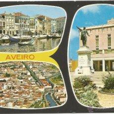 Postales: AVEIRO - EDICIÓN EP - POSTAL. Lote 54214065