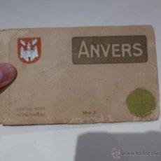 Postales: ANTIGUAS POSTALES DE ANVERS, BRUSELAS, BELGICA, POSTAL. Lote 54691207